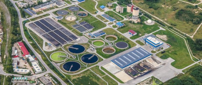 ¿Sabes cómo funciona una planta de tratamiento de agua residual?