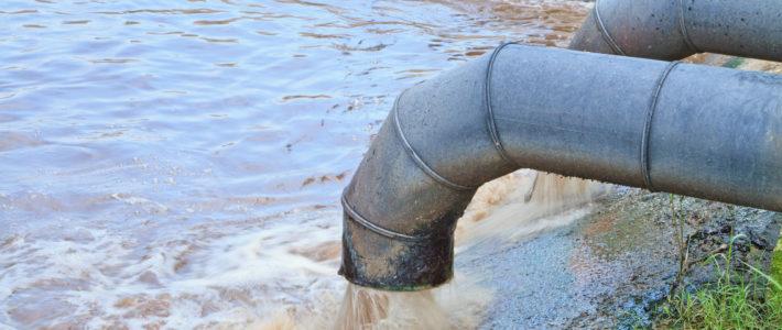 El peligro de reutilizar las aguas negras